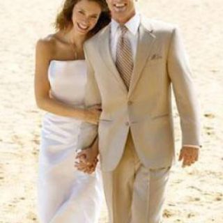 Amazing Linen Tan 2 On Wedding Suit Now For