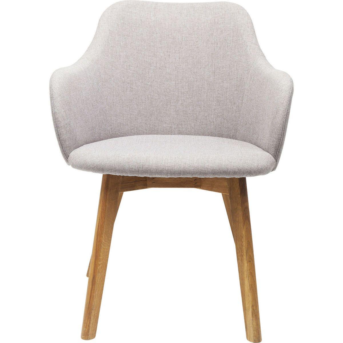 Armlehnstuhl Lady Grau | Küche Und Esszimmer U003e Stühle Und Hocker U003e  Armlehnstühle | Grau |