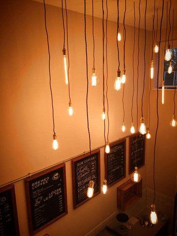 Okrem komerčného využitia, mnohí naši priatelia začali používať dekoratívne Edison žiarovky v ich domácnostiach