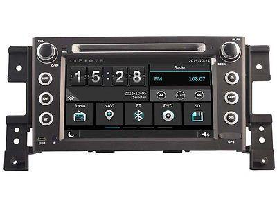 ﹩249 10  Car DVD Head Unit Radio for Suzuki Grand Vitara