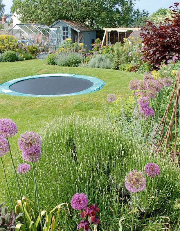 kid friendly garden design google search - Garden Design Child Friendly