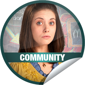 Community Digital Exploration Of Interior Design Annie Looks Worried But You Shouldn T You Can Get This Community Sticker On Getglu Community Digital Design