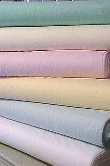 Powder Blue Pima Cotton Swiss Batiste Spechler-Vogel Fabric