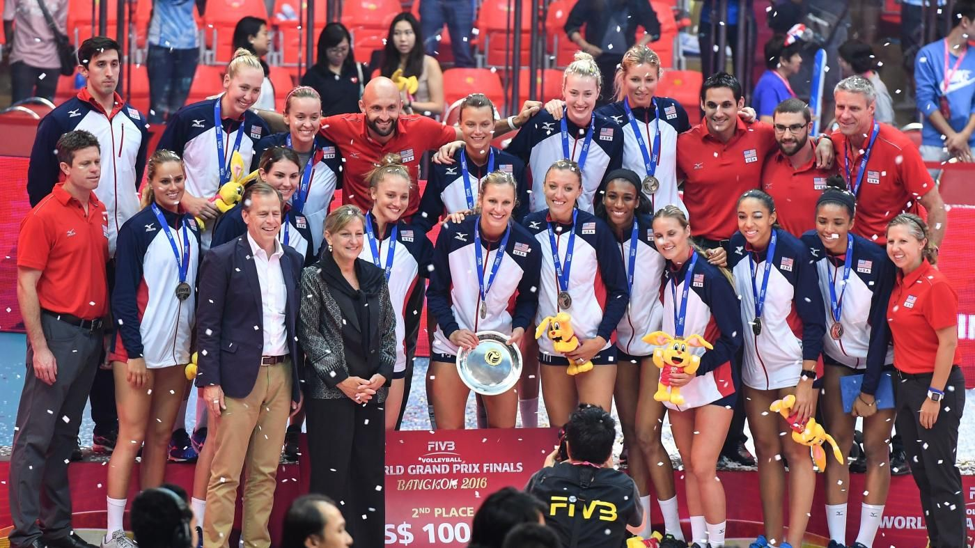 The Complete 2016 Olympic Women S Volleyball Rankings Women Volleyball Olympics 2016 Olympics