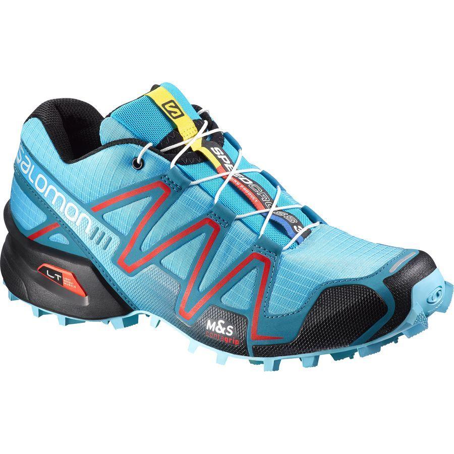 Salomon Speedcross 3 Trail Running Shoe Women S Leather Hiking Boots Hiking Boots Running Shoes