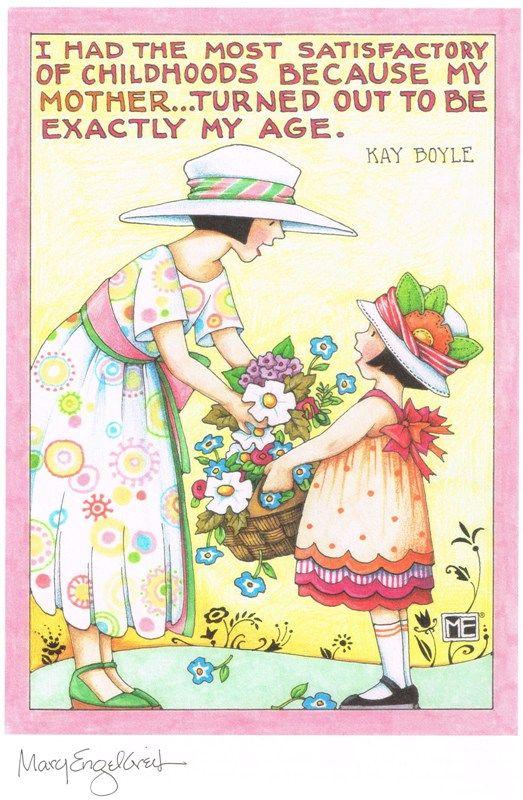 illustr.quenalbertini: Mary Engelbreit Art