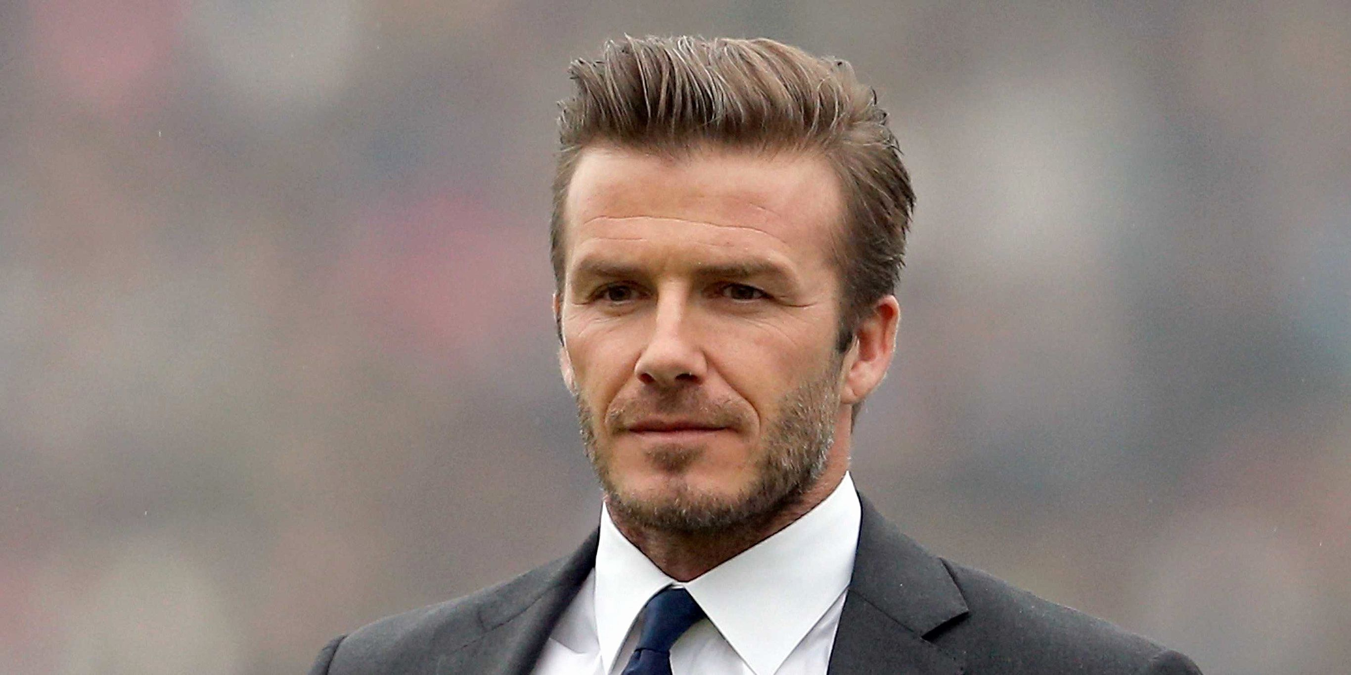 32 Hairstyles For Men With Thin Hair And Big Forehead Beehost Beckham Hair David Beckham Hairstyle Mens Hairstyles Pompadour