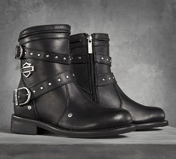Women's Chryse Performance Boots | Boots | Official Harley-Davidson Online Store