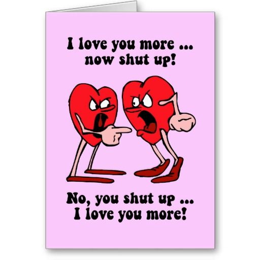 Cute And Funny Valentine S Day Holiday Card Zazzle Com Funny Valentines Day Quotes Funny Valentine Funny Valentines Jokes