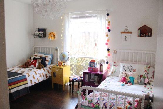 C mo decorar una habitaci n para ni o y ni a cuartos - Decorar habitacion nina ...