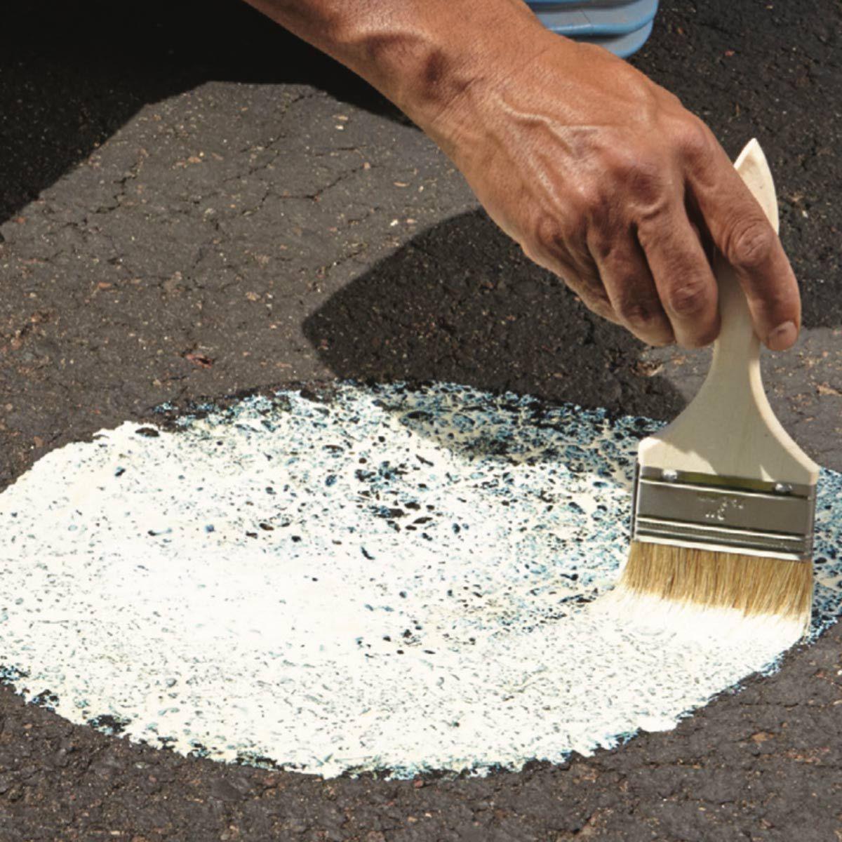 How To Seal An Asphalt Driveway Asphalt Driveway Driveway Asphalt