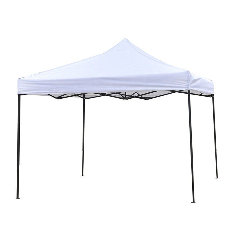 Trademark Innovations Lightweight and Portable Canopy Tent Set - 10 x 10 ft - 10FTCAN-BLACK  sc 1 st  Pinterest & Trademark Innovations Lightweight and Portable Canopy Tent Set ...