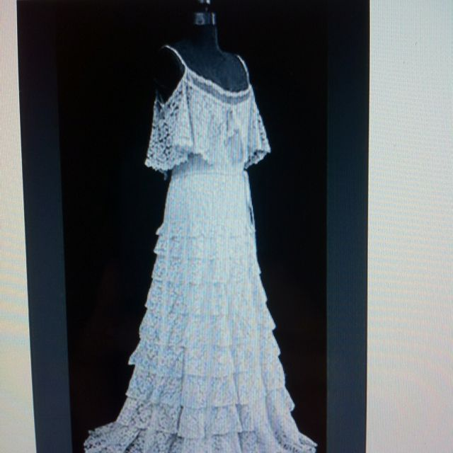 Vintage chanel wedding dresses on pinterest for Coco chanel wedding dress