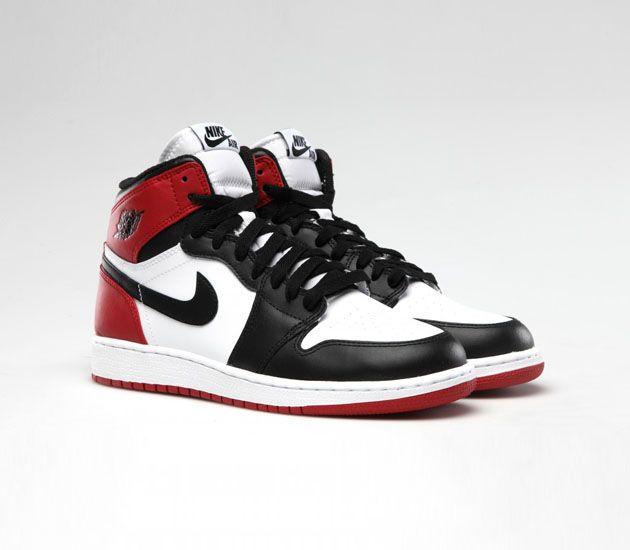 Air Jordan I High Og Black Toe Air Jordans Jordan 1 Black Sneakers Men Fashion