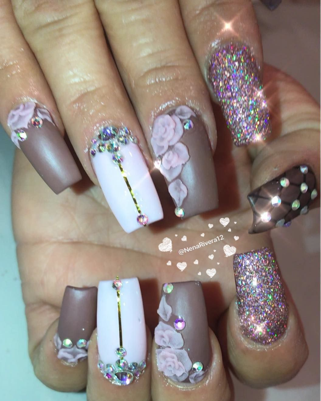 How Do People These Nail Art Designs They Are So Beautiful