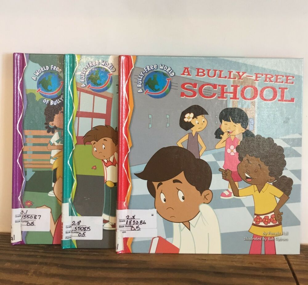 A Bully-Free World: A Bully-Free Playground By Pamela Hall