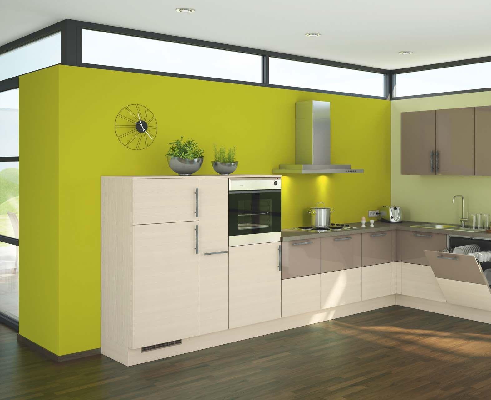 Cocina Pistacho Gris Vert Pantone Deco Interieure Mobilier De