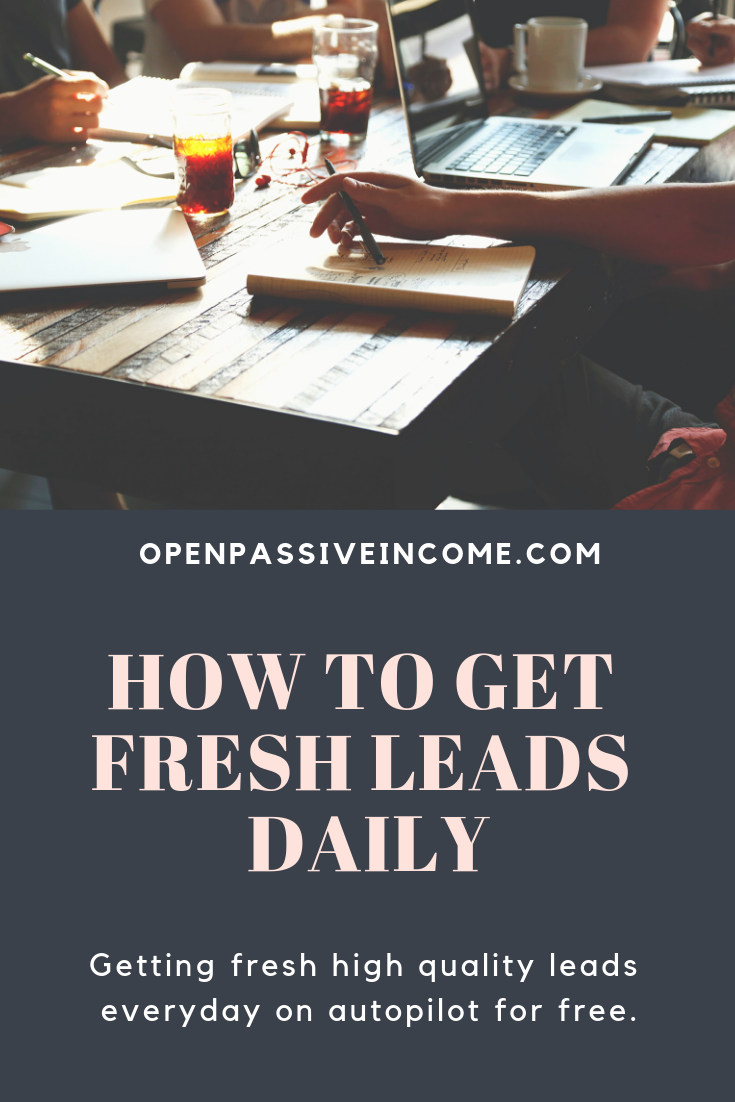 Want To Get Free Leads For Your Business Daily Robo Contact Can Get You High Quality Leads On Autopilot Business Opportunities Make Money Blogging How To Make Money