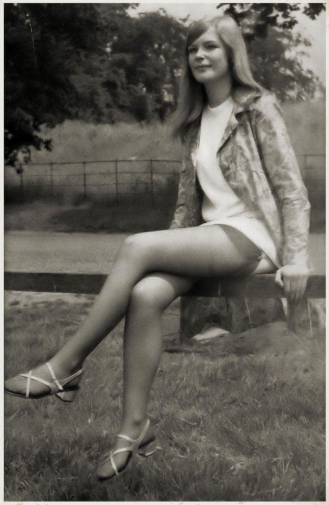 Pin on Vintage stockings