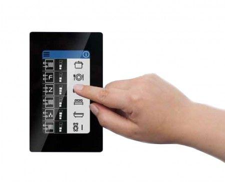 Vario Vent Touch Control X Serie Luftungsanlagen Luftung Energie Sparen