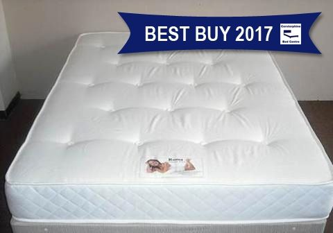 BEST BUY    Although we're only 32 days into the new year, we already have a #bestbuy mattress.    SLEEP RELAX ROMA Single (£99) & DOUBLE MATTRESS (£129)  9 inches depth (approx 23 cm), double sided 12.5 gauge unit, medium/firm offering great support and finished with hand tufted soft stretch knit fabric.  As always, FREE DELIVERY*, plus free uplift of your old mattress.    ☛ Check our website http://qoo.ly/dk2yu    #homefurnishing #mattressedinburgh #corstorphinebedcenter    *within 35…