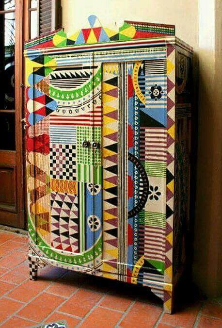 Merveilleux African Inspired