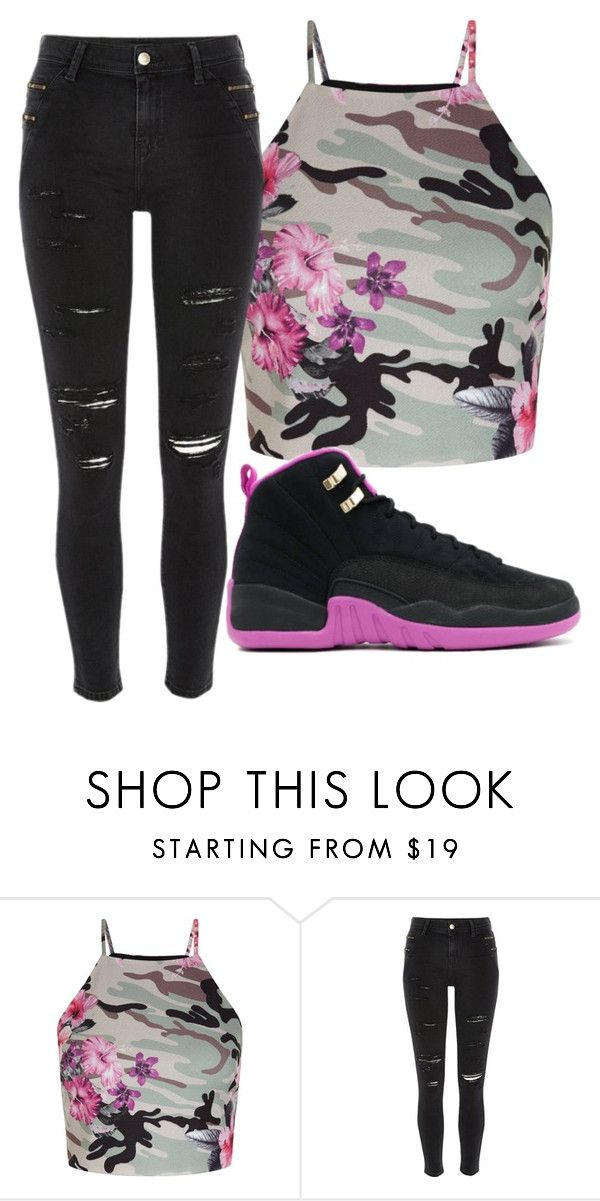 """5:25AM"" by clippedkino on Polyvore featuring New Look and River Island"