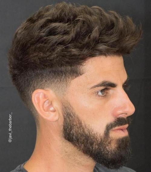 Hairstyles For Thick Hair Men Delectable 100 Cool Short Hairstyles And Haircuts For Boys And Men  Thicker
