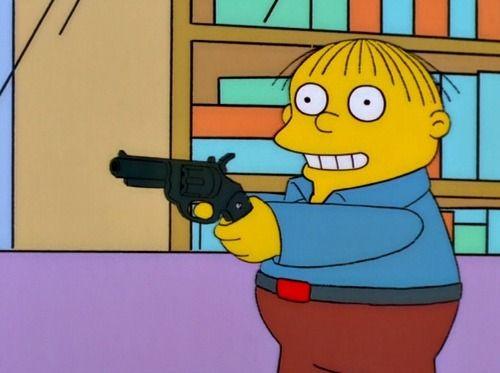 Ralph wiggum simpsons pinterest ralph wiggum memes - Simpson ralph ...