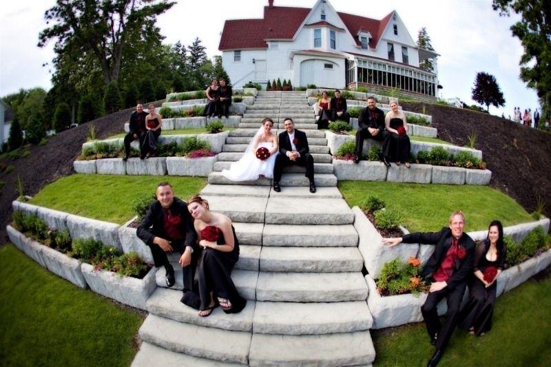Buffalo Wedding Presents Avanti Mansion In New York