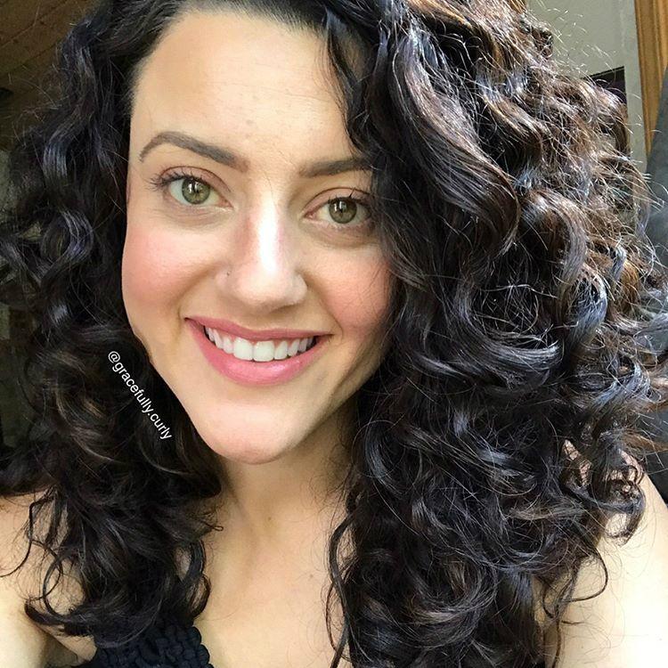20 Photos of 2C Wavies & Curlies Medium length hair with