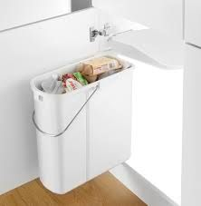 wesco-white-slim-line-waste-bin.Our pull out door bins and our under sink bins are designed to make most use of cupboard kitchen space. & wesco-white-slim-line-waste-bin.Our pull out door bins and our under ...