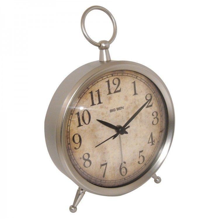 Us 30 75 Alarmclock Decorative Alarm Clock Large Analog Display