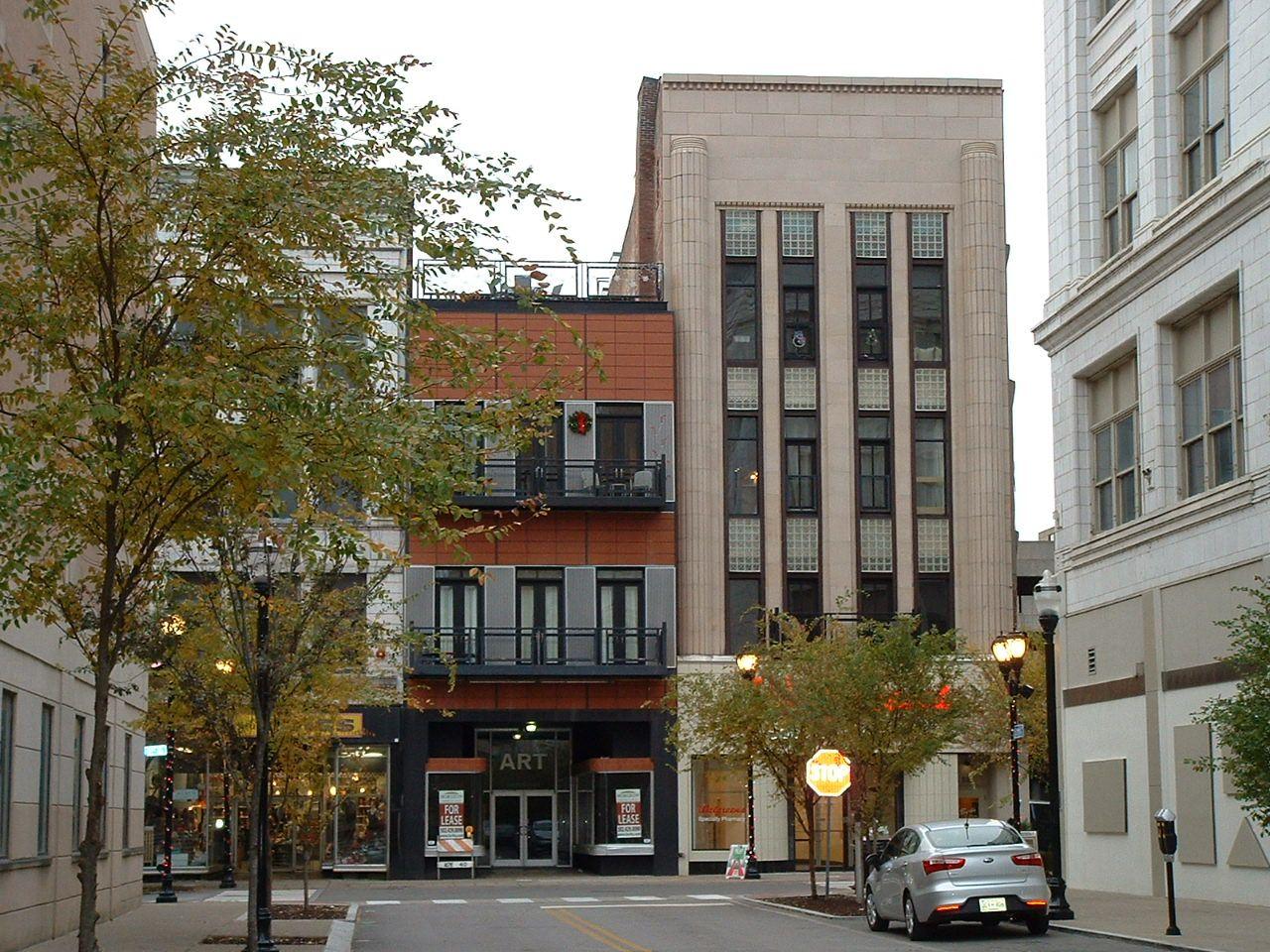 Bycks Lofts Residential Listing Louisville Downtown Partnership Downtown Loft Louisville