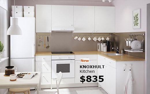 Knoxhult Is A Modular Kitchen With A Traditional Look The