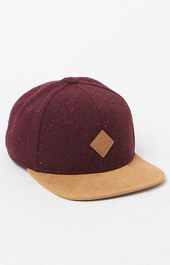ce5b2a65d3 Vans Pilsner Snapback Hat at PacSun.com