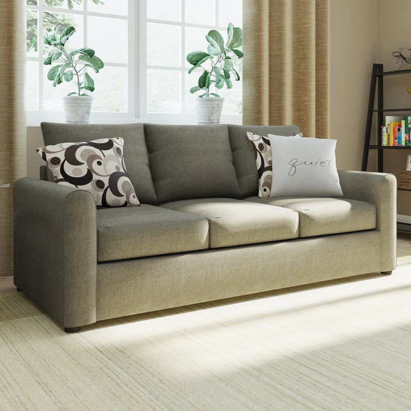 Want To Serta Upholstery Martin House Modern Sleeper Sofa By Red