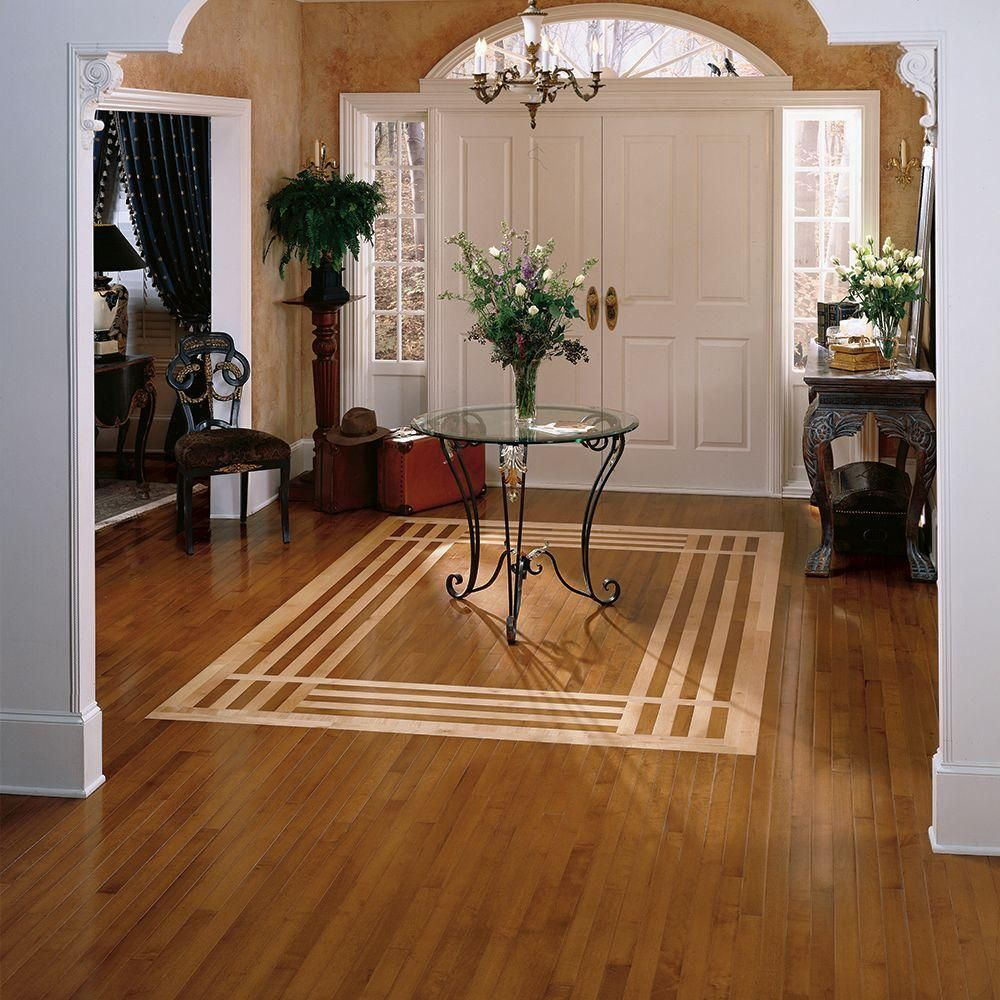 Bruce American Originals Timber Trail Maple 3 8 In T X 5 In W X Varied Lng Eng Click Lock Hardwoo Solid Hardwood Floors Maple Hardwood Floors Hardwood Floors