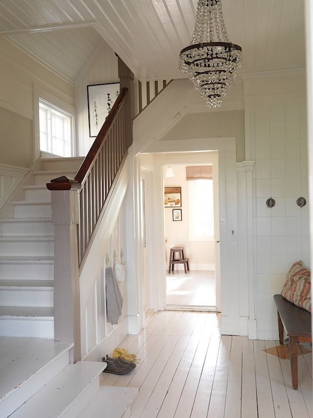 Best Boxed In Under The Stairs Staircase Hallway Designs 400 x 300