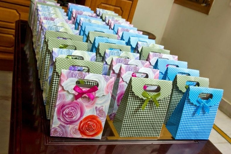Return Gift Ideas For Indian Wedding