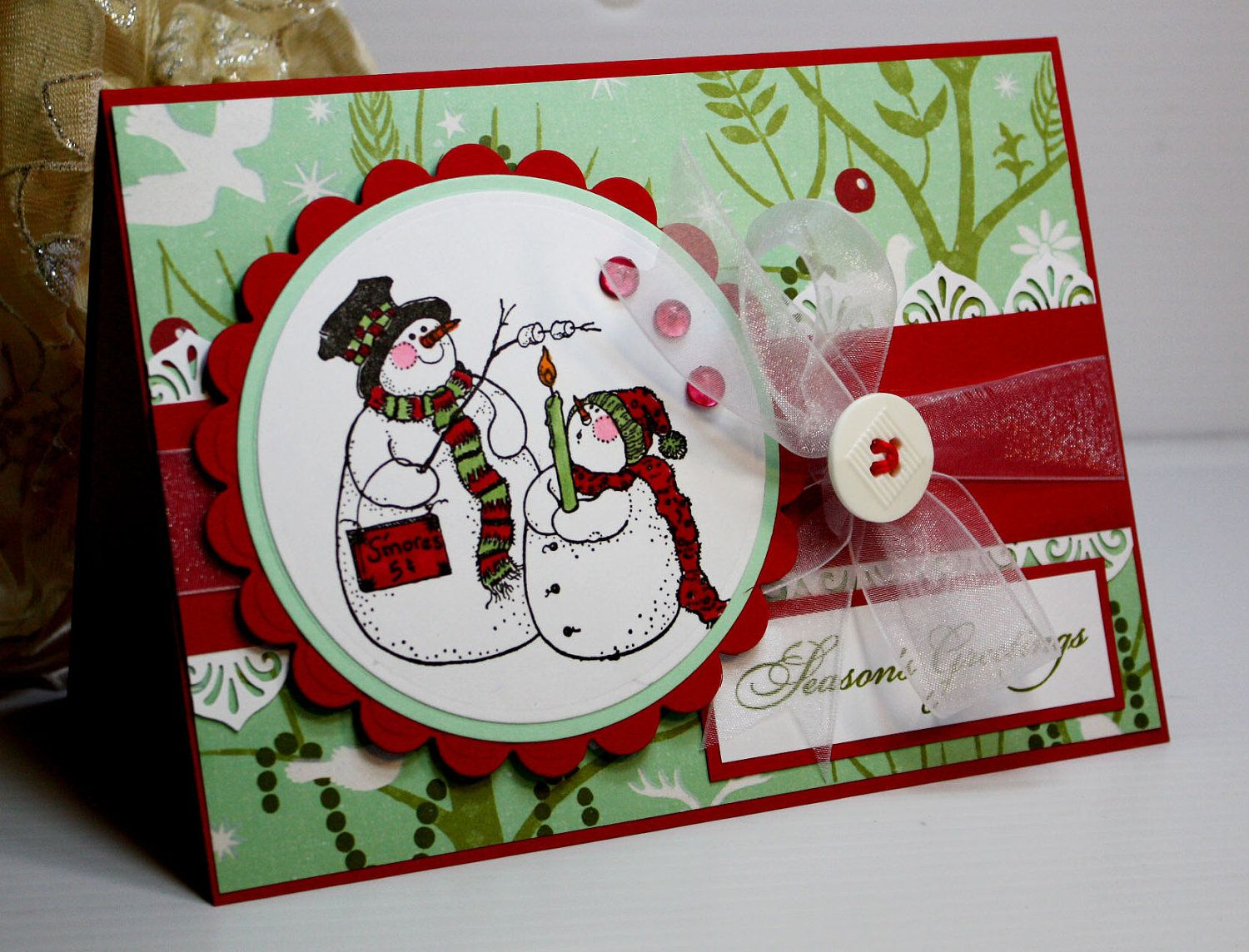 The Oh What Fun Holiday Photo Card Shares Ten Pictures In A Collage Style Design Measuring 5x7 Christmas Photo Cards Christmas Card Collage Holiday Design Card
