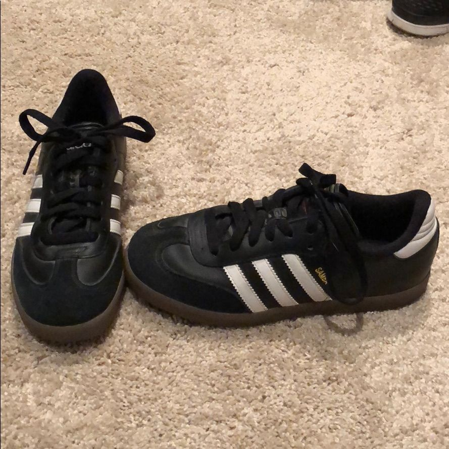 Kids Adidas Samba Shoes on Poshmark
