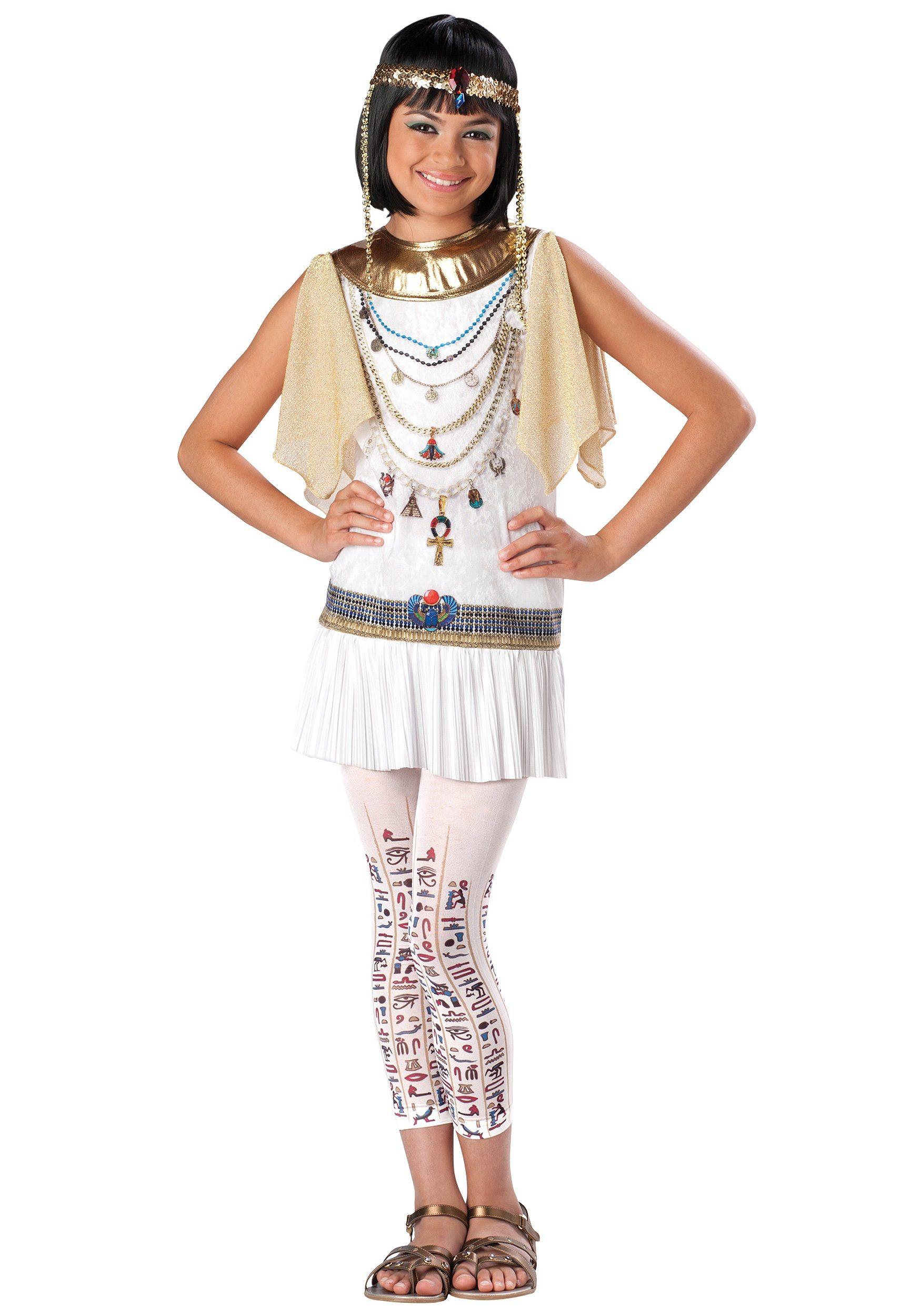 cute Halloween Costumes | ... Halloween Costume Ideas Egyptian Costumes Cute Cleopatra Tween Costume  sc 1 st  Pinterest & cute Halloween Costumes | ... Halloween Costume Ideas Egyptian ...