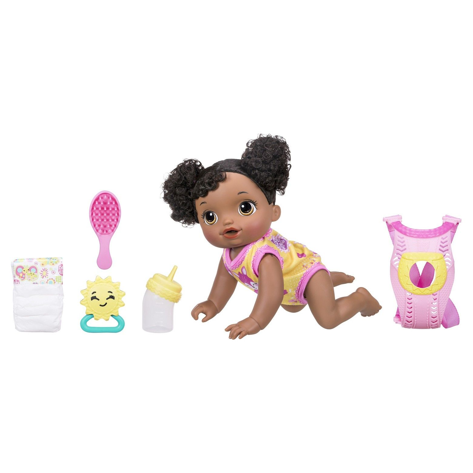 Baby Alive Baby Go Bye Bye African American Target With Images