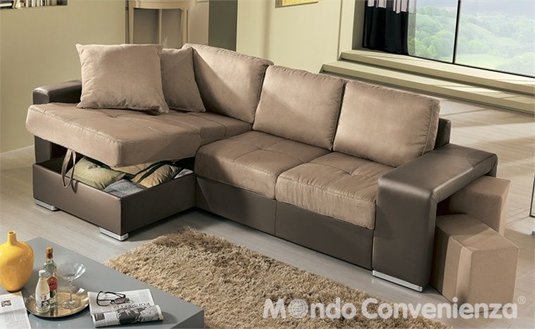 Divano letto sempre mondo convenienza home ideas living room pinterest smallest house - Divano william mondo convenienza ...