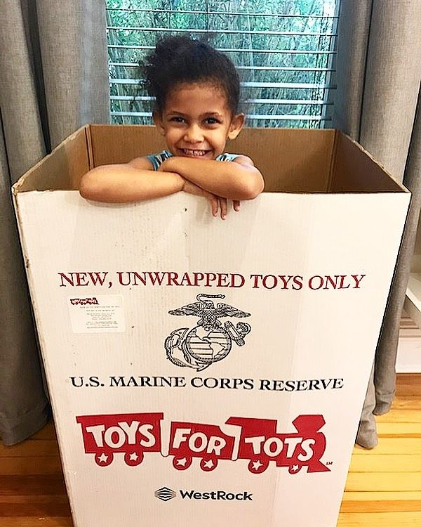 Its that time again help Birdy fill the box Bring in a new unwrapped toy for Toys for Tots and receive 5 off a single service Donations must be received by 1219