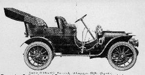 1910 Franklin Model G Four-cylinder, 18-horse-power $1850