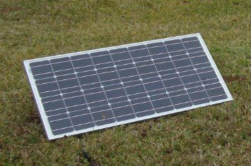 Amazon Com Ramsond 100 Watt 100w W Monocrystalline Photovoltaic Pv Solar Panel Module 12v Battery Charging Patio La Solar Panels Solar Solar Panels For Home