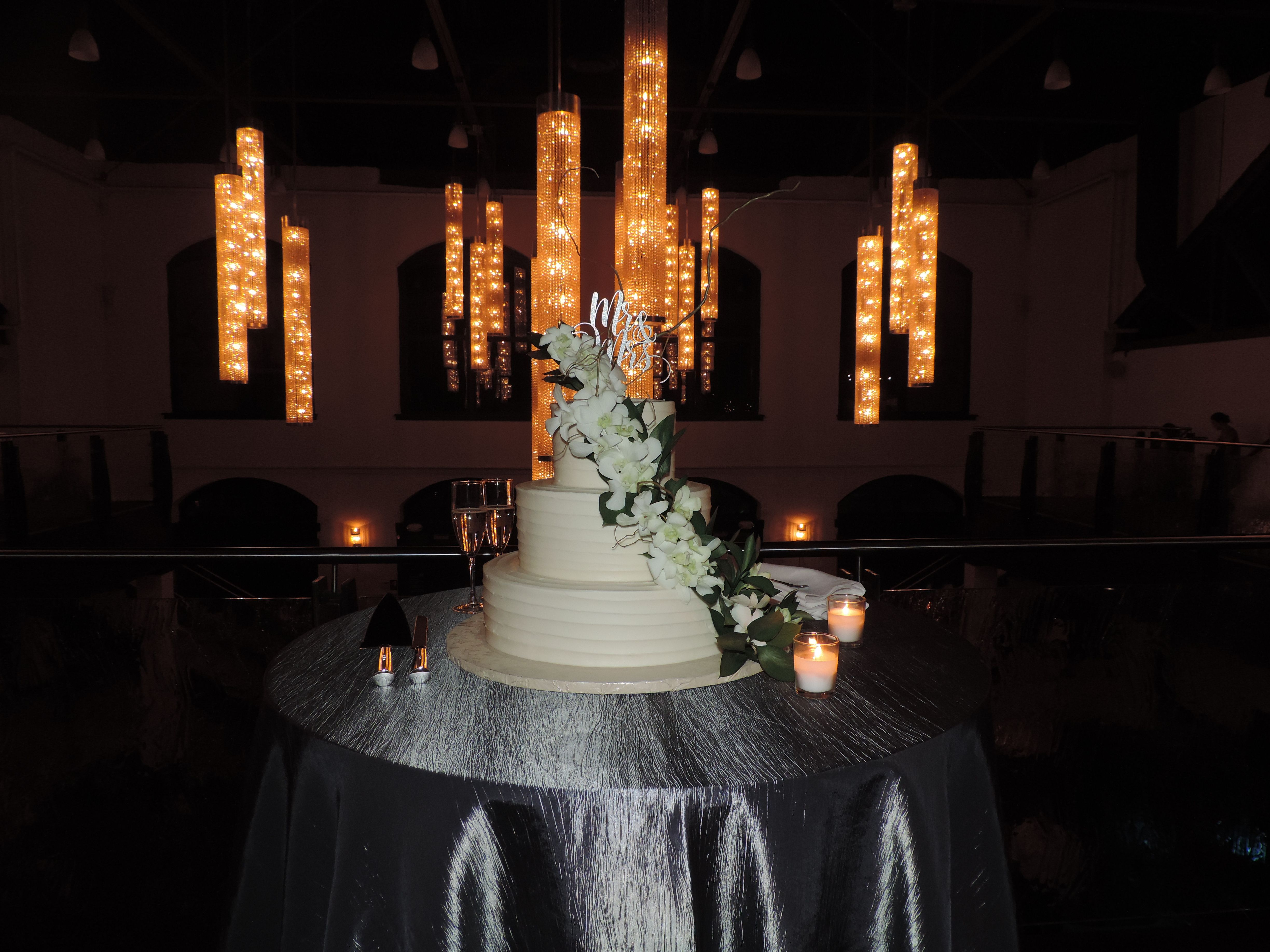 Pin by Phoenixville Foundry on Cakes Table decorations