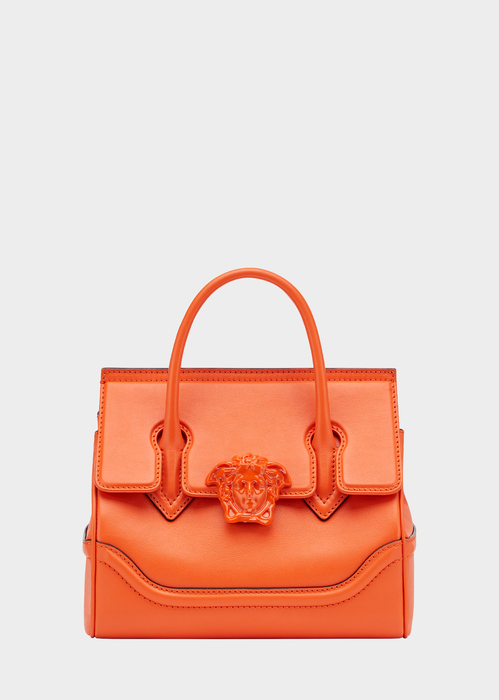 59b26fe1a33a VERSACE Palazzo Empire Medium Bag.  versace  bags  shoulder bags  hand bags   leather  linen  lining